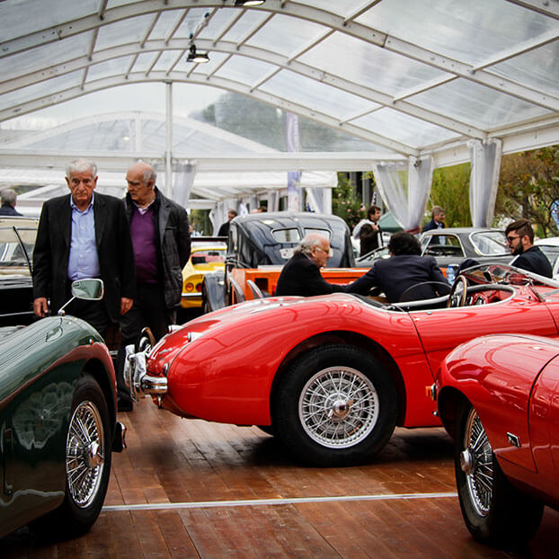 Auto E Moto DEpoca At Padua Exhibition Centre From To - Auto classic cars